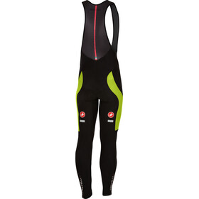 Castelli Velocissimo 3 Bibtight Men black/yellow fluo